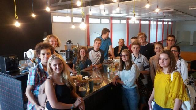 cafe september 2016 CORE TEAM